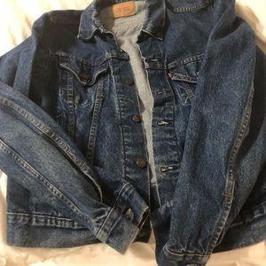 Men's Levi's Jean Jacket.
